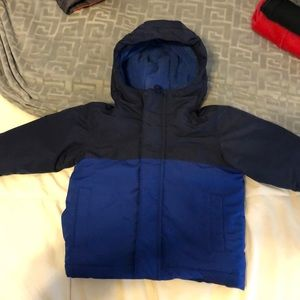 Infant boys winter coat size 12/18 mos